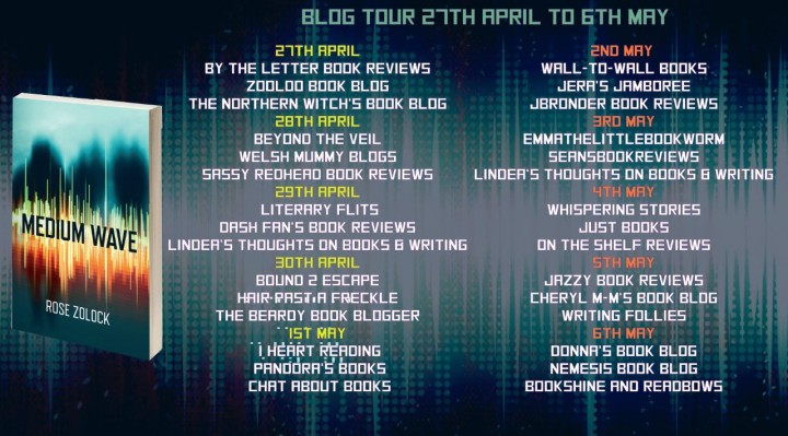 Medium Wave blog tour