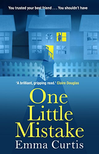 One Little Mistake cover