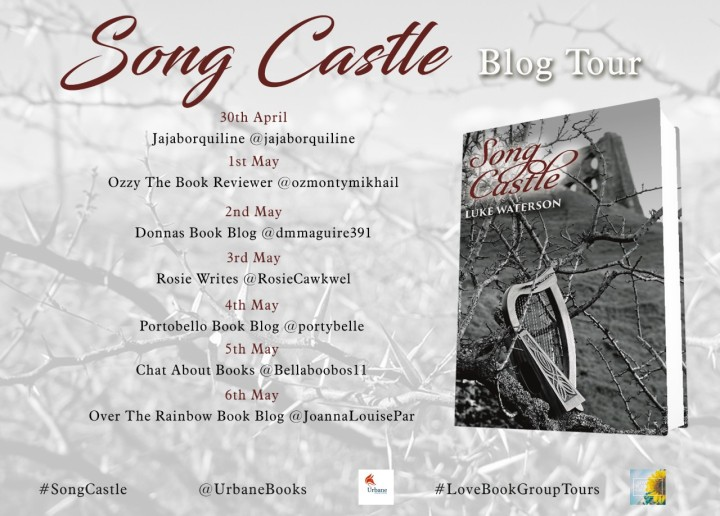 Song Castle blog tour