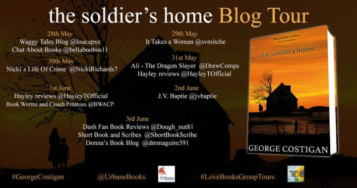 The Soldier's Home blog tour