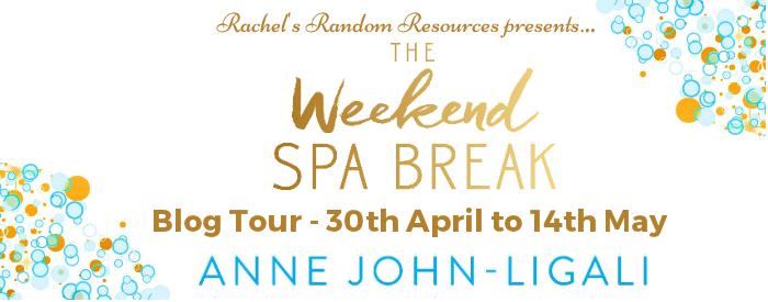 The Weekend Spa Break banner