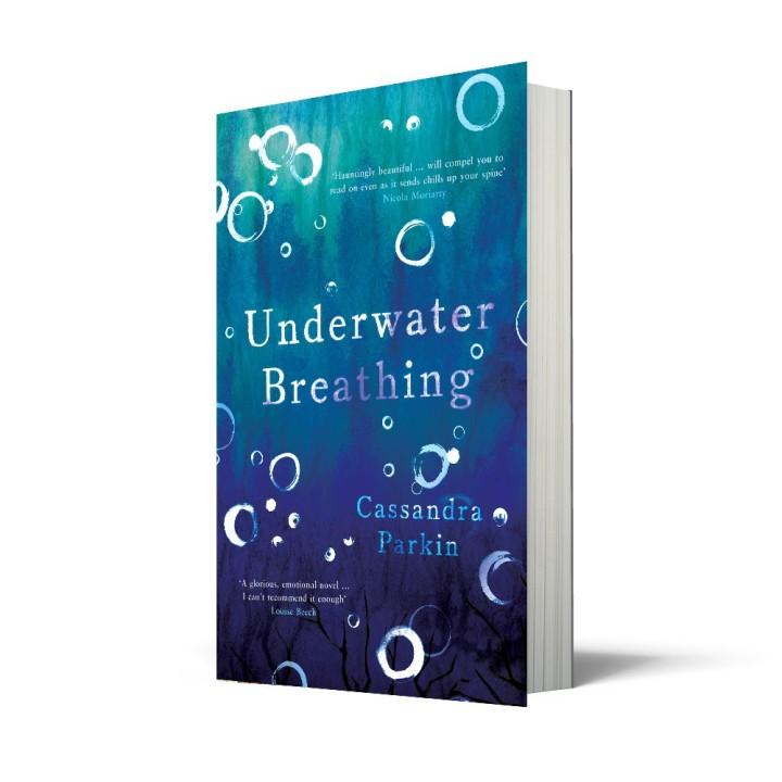 Underwater Breathing 3d cover