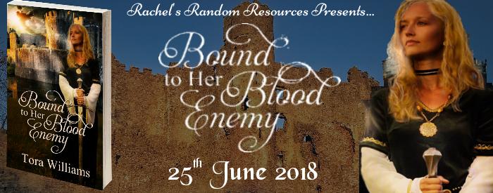 Bound To Her Blood Enemy banner