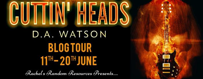 Cuttin Heads banner