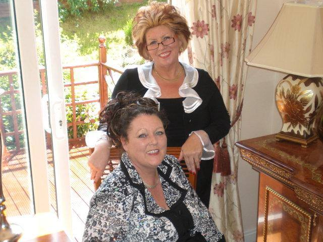 Linda Tweedie and Linda MacGregor