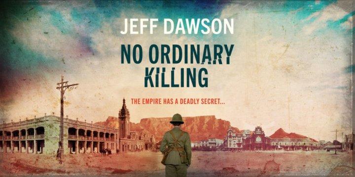 No Ordinary Killing cover