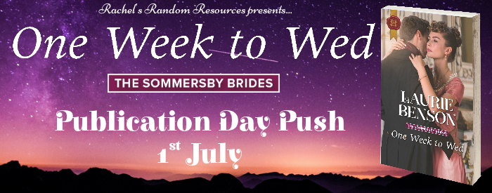 One Week To Wed banner