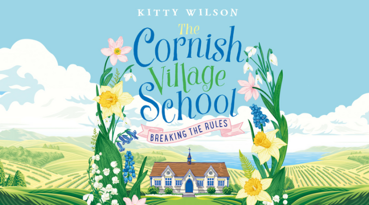 The Cornish Village School cover