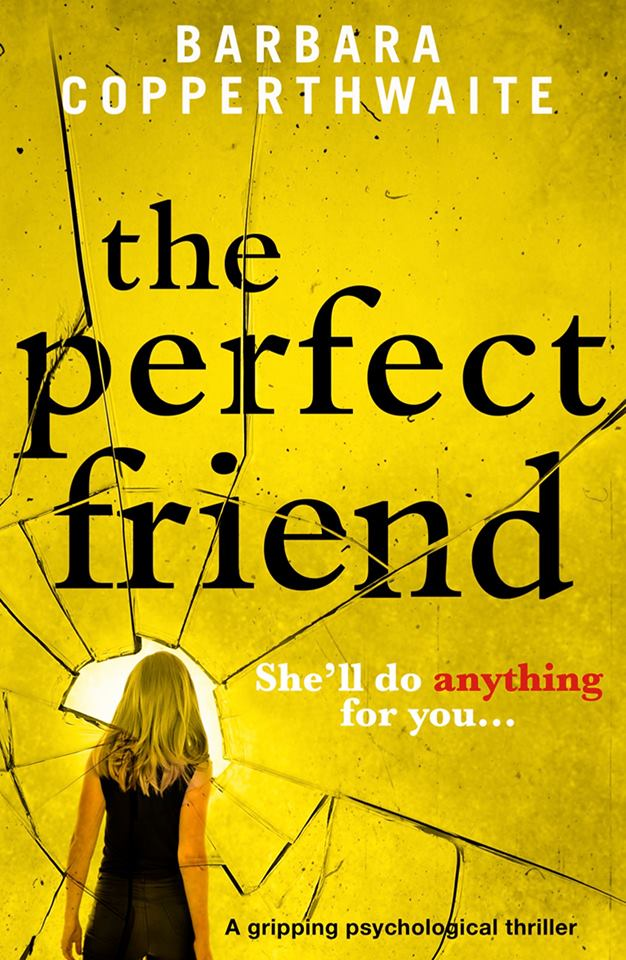 The Perfect Friend cover reveal