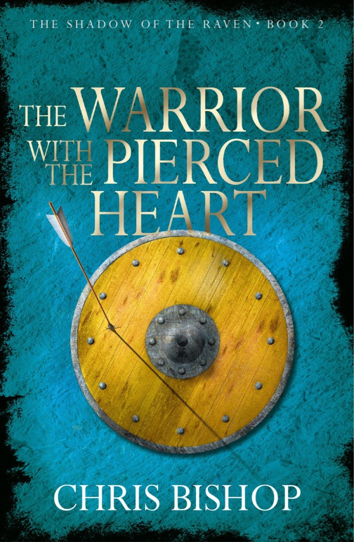 The Warrior with the Pierced Heart cover