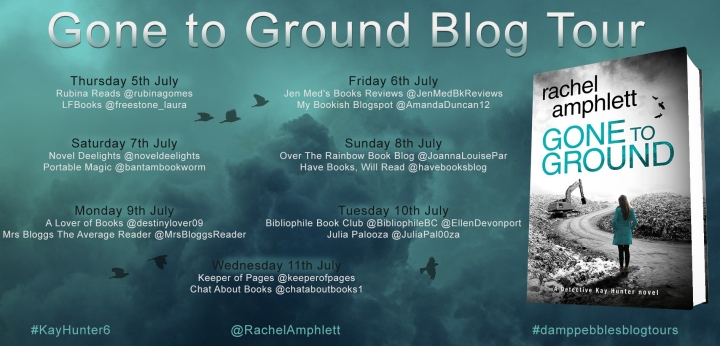 Gone to Ground blog tour
