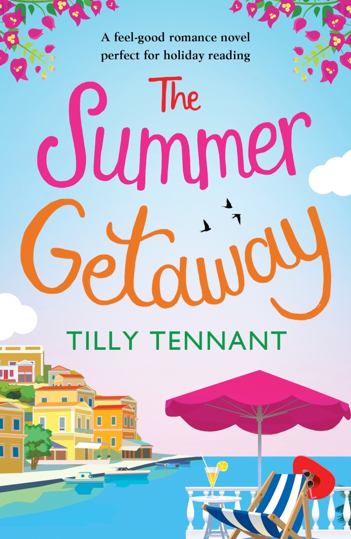 The Summer Getaway cover