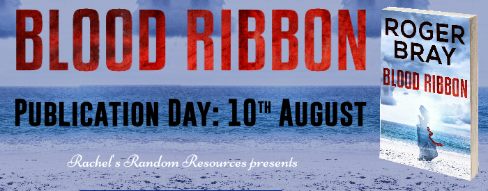 Blood Ribbon - Publication Day