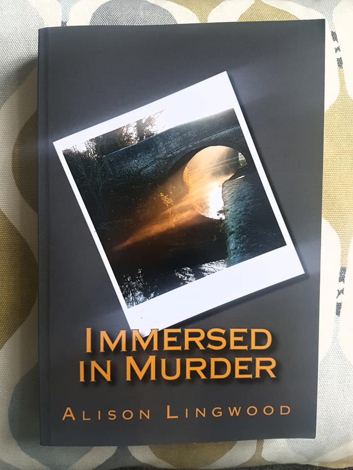Immersed in Murder cover