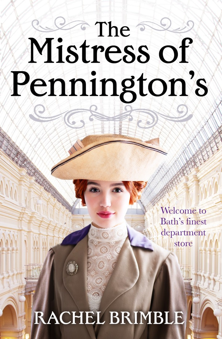 Mistress of Pennington's cover