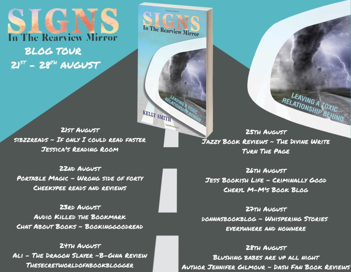 Signs in the Rearview Mirror - Full Tour Banner