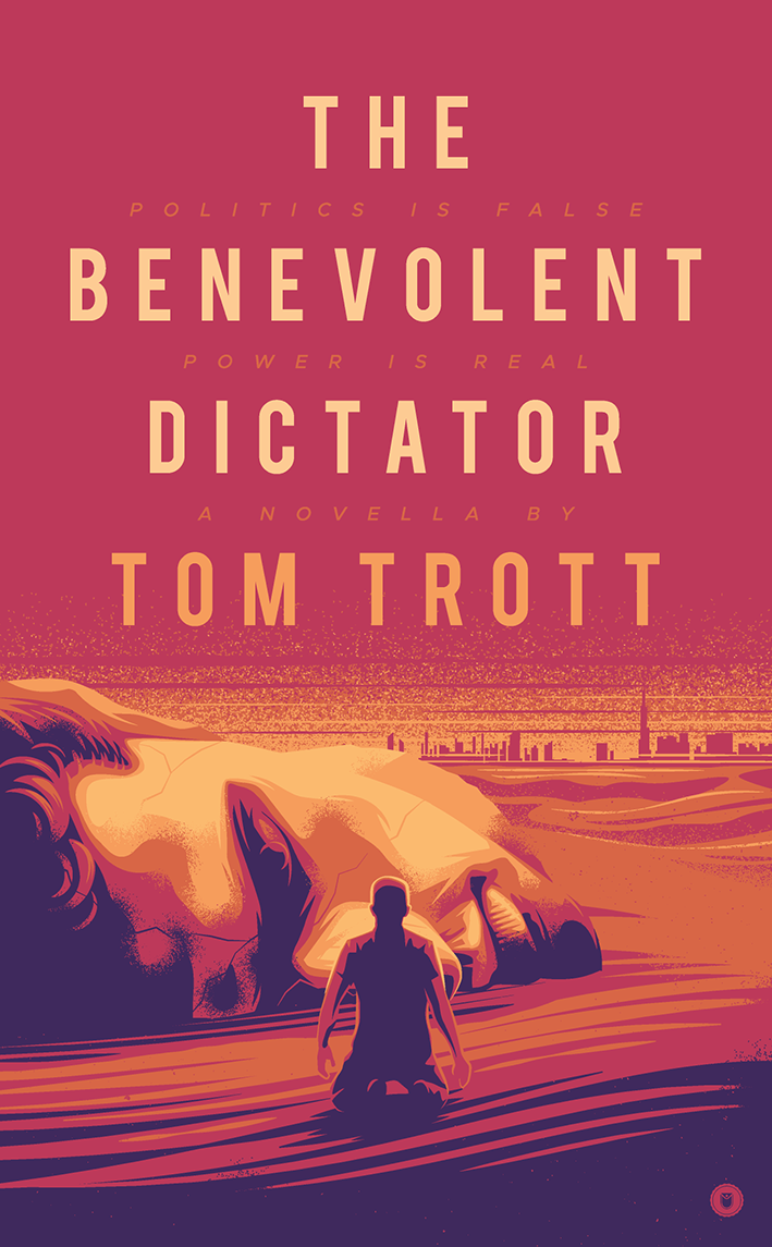 The Benevolent Dictator cover