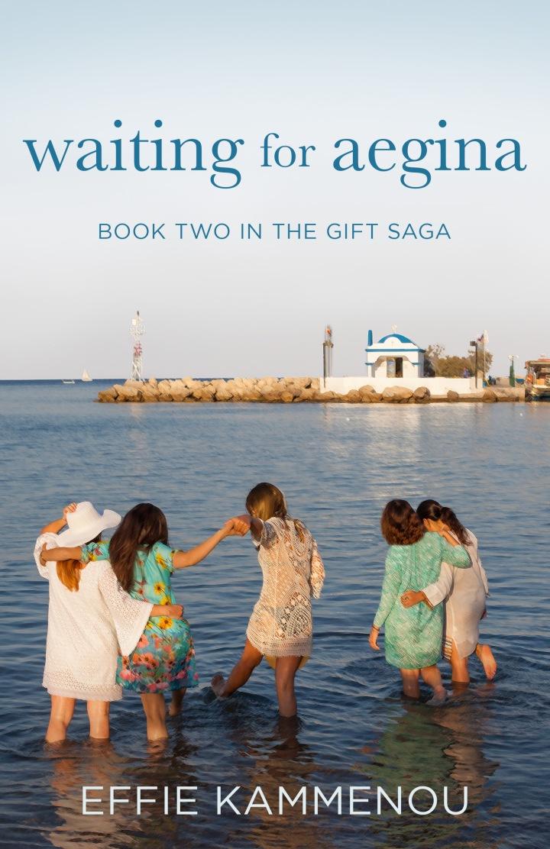 Waiting for Aegina cover