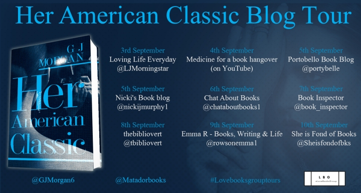 Her American Classic blog tour