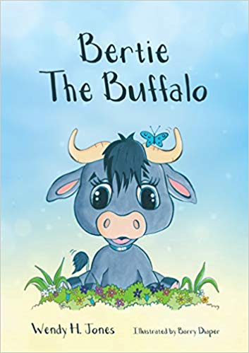 Bertie The Buffalo cover