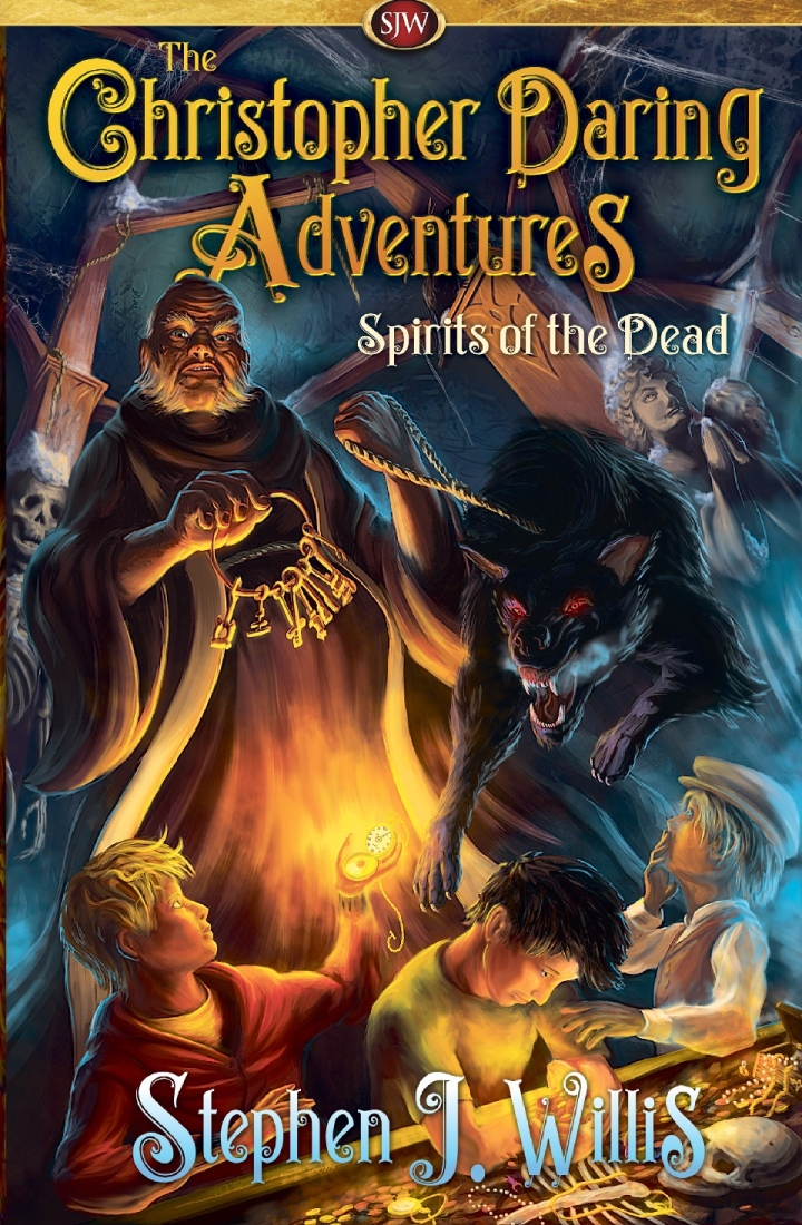 Spirits of the Dead final cover 1