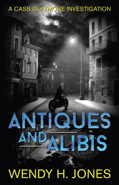 Antiques & Alibis