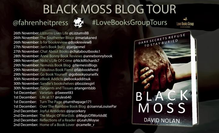 Black Moss poster