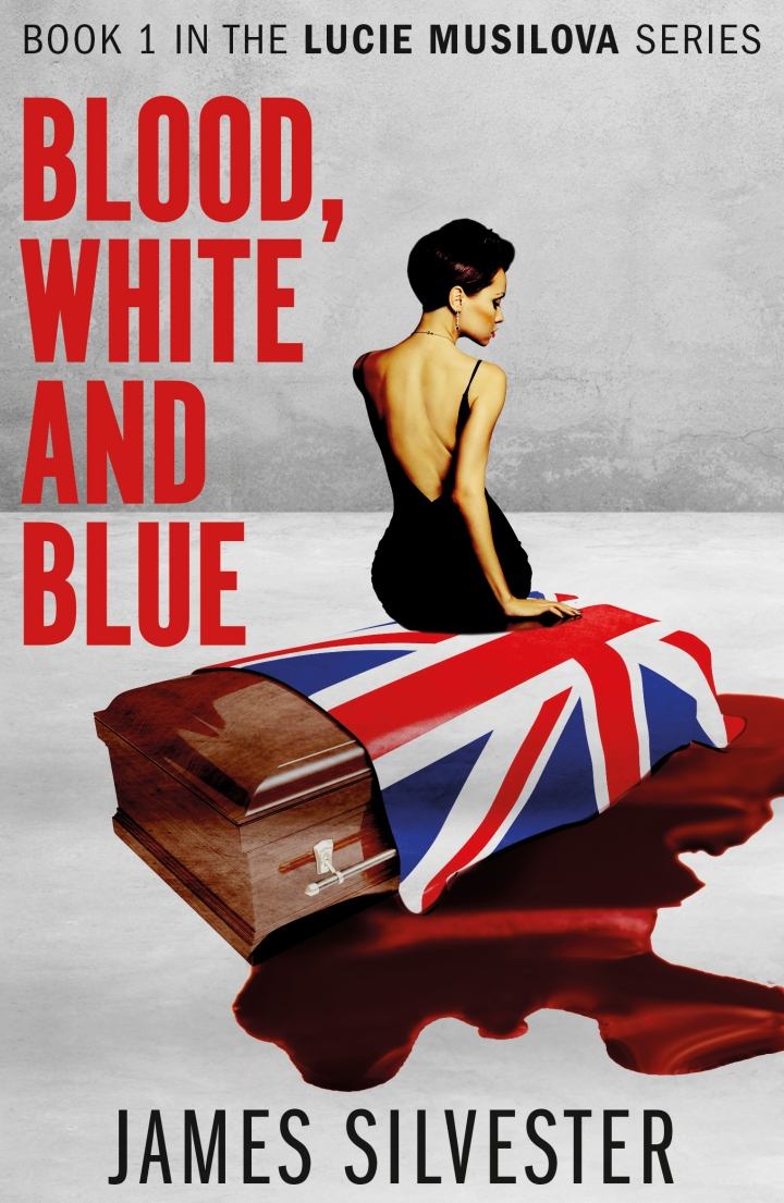 Blood, White and Blue Cover_Chosen.indd