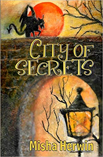 City Of Secrets cover