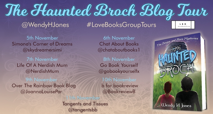 Haunted-Broch blog tour