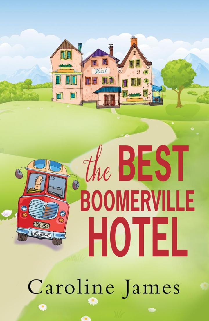 The Best Boomerville Hotel cover
