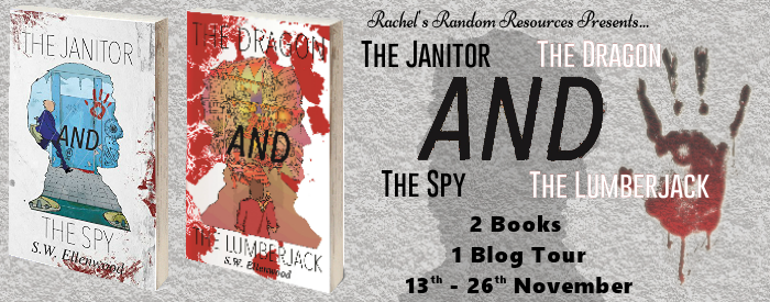 The Janitor & The Spy banner Thomas Thornhill 1&2