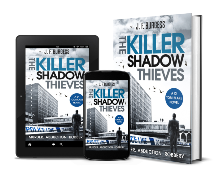 The Killer Shadow Thieves 2