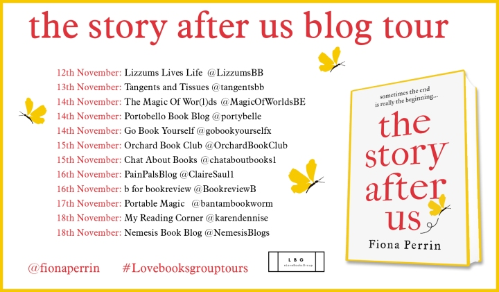 The Story After Us blog tour