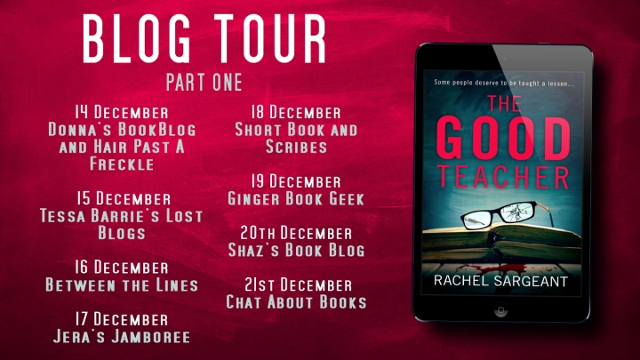 The Good Teacher blog tour