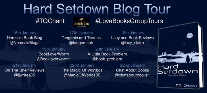 hard setdown blog tour