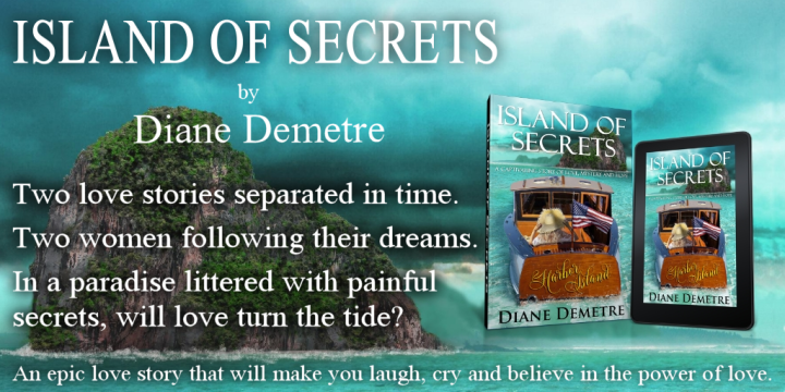 island of secrets banner quote