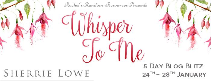 whisper to me banner