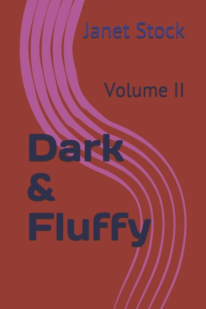Dark and Fluffy II Paperback cover