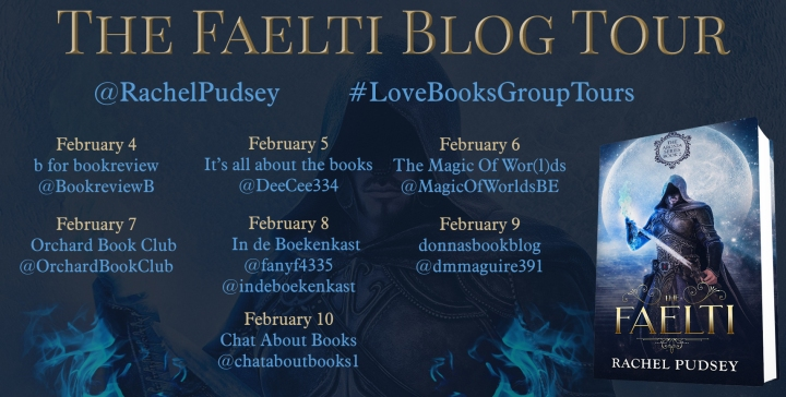 Faelti blog tour banner