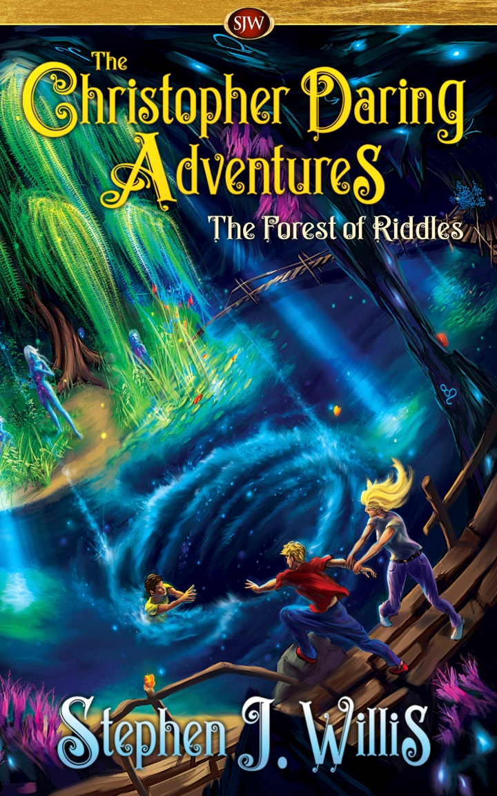 Forest of Riddles Cover 1 (1)