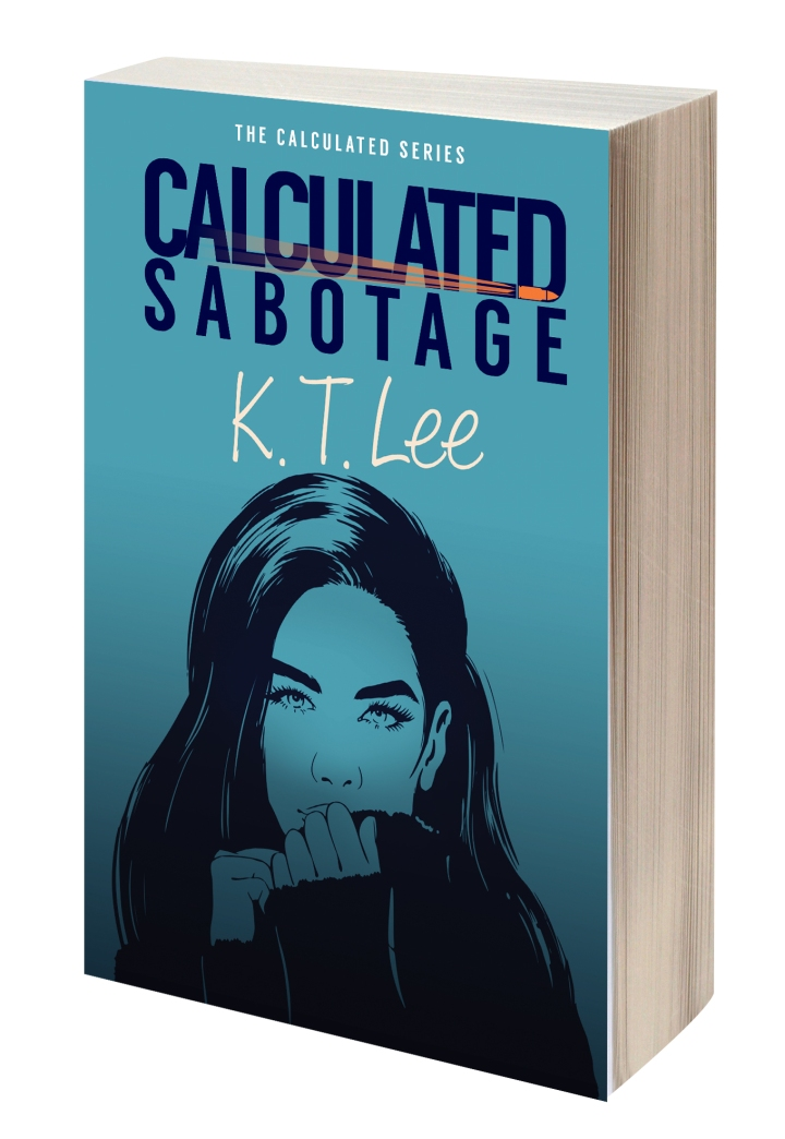 Calculated Sabotage cover 3d