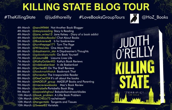 Killing State tour