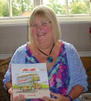 Sue Wickstead - Author Image