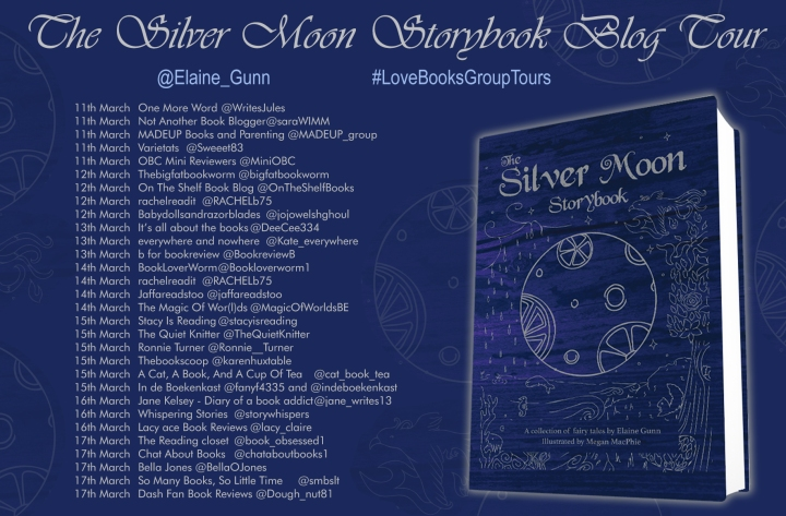 The Silver Moon Storybook poster