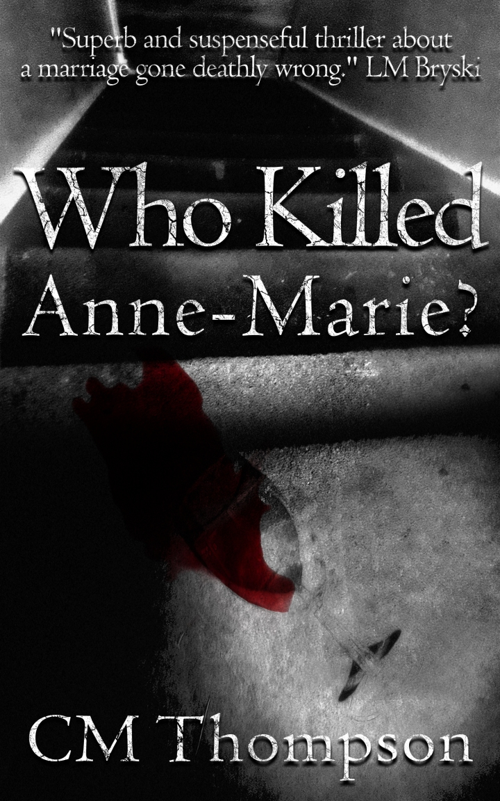 Who Killed Anne Marie cover