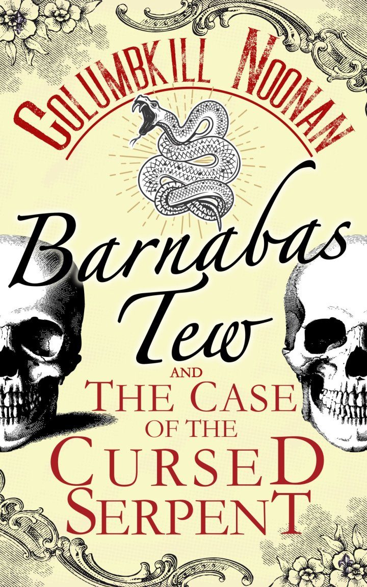 Case of the Cursed Serpent cover