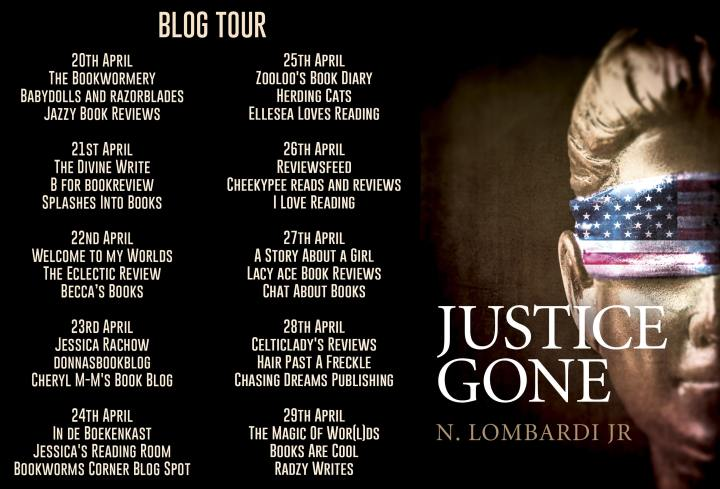 Justice Gone Full Tour Banner