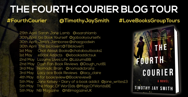 The Fourth Courier tour