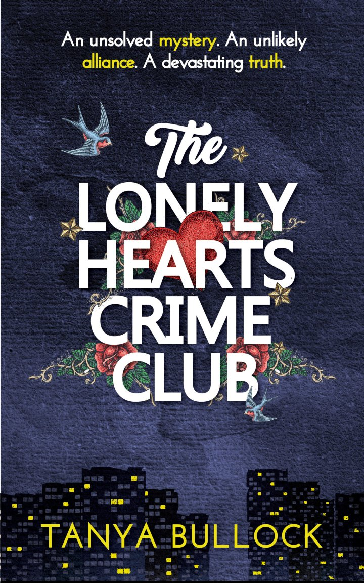 THE LONELY HEARTS CRIME CLUB cover